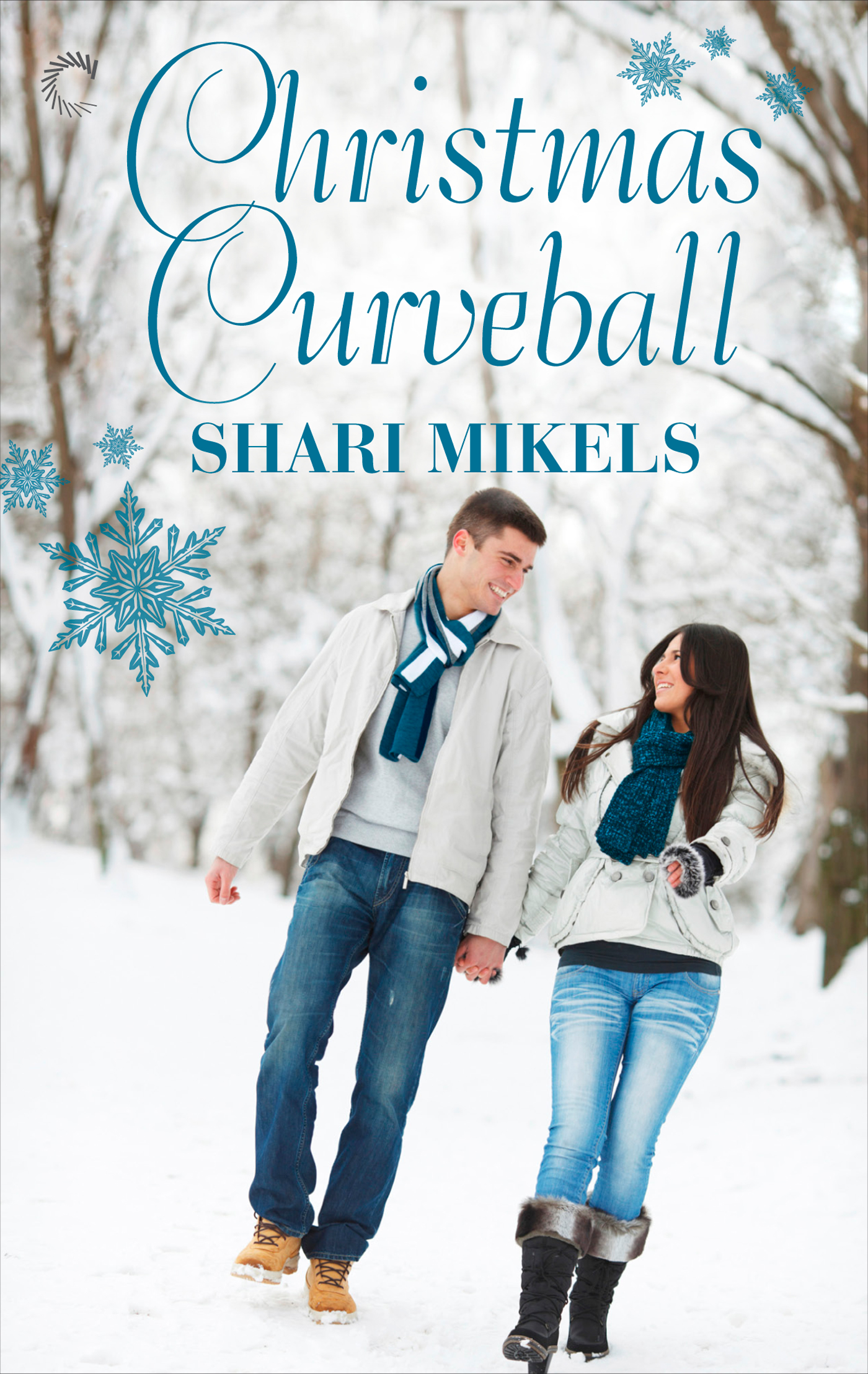 Christmas Curveball Cover